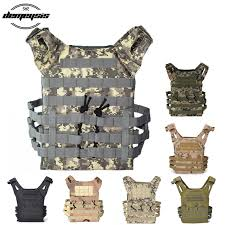 <b>Outdoor Tactical Molle Vest</b> Military Airsoft Shooting Vest Paintball ...