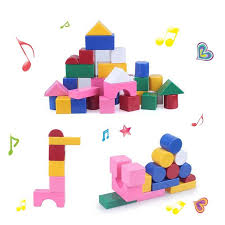 Beby <b>42pcs Baby's</b> First Sound Building Blocks Kids Toddle | <b>baby</b> ...