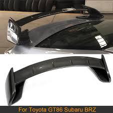 <b>Карбоновый спойлер</b> заднего <b>багажника</b>, крыла для Toyota GT86 ...