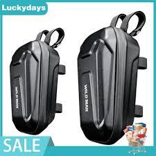 Luckydays  <b>WILD MAN</b> EVA Hard Shell Bag Electric Scooter <b>Front</b> ...