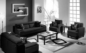 Of Living Rooms With Black Leather Furniture Living Room Decorating Ideas With Black Leather Furniture Best