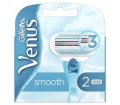 <b>Сменные кассеты</b> для бритья <b>VENUS</b>, <b>2шт</b>