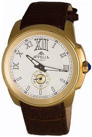 <b>WATCH</b>.UA™ - Мужские <b>часы Appella</b> AP.<b>4413.01.0.1.01</b> цена ...