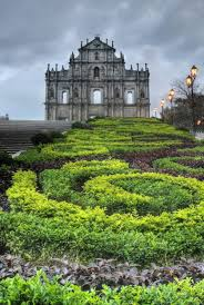 Image result for macau green