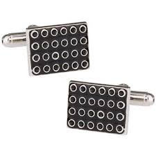 Cuff Daddy Silvertone Suction Cup Cuff Links - Free Shipping On ...