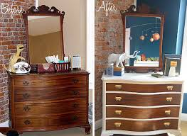 view in gallery dresser makeover with white border bedroom furniture makeover