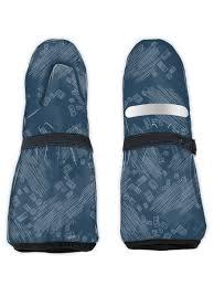 Рукавицы детские, непромокаемые <b>утепленные</b>, цвет синий ...
