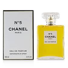 Buy Chanel <b>No.5 Eau De Parfum</b> Spray 100ml Online at Low Prices ...
