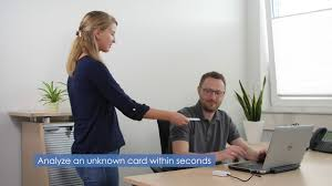 <b>MiCard</b> MultiTech4 Card Reader - YouTube