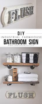 diy bathroom design decoration