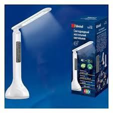 <b>Настольная лампа Uniel TLD-536</b> White/LED/250Lm/5500K ...