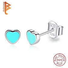 Compre BELAWANG <b>Authentic 100</b>% <b>925 Sterling</b> Silver Heart ...