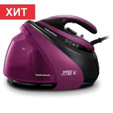 Утюг с <b>парогенератором</b> S-Pro Purple 332102