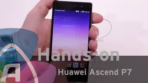 Huawei Ascend P7 hands-on (Dutch) - YouTube