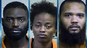 Image result for 3 jailed after theft, guard assault at Shawnee Mall