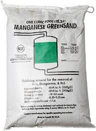 <b>Сменная</b> фильтрующая <b>засыпка Гейзер</b> Greensand Plus (40062 ...