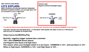 h4 hid wiring diagram xentec hid wiring diagram wiring diagrams Common Wiring Diagrams hid kit installation guide h4 hid wiring diagram toyota truck led hid headlight wiring h4 hid common wiring diagrams three wire switch