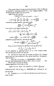 who was ramanujan stephen wolfram blog a page from ramanujan s first published paper