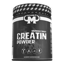 Maisto papildas <b>Mammut</b> Nutrition Creatin Monohydrat Powder, 550 ...