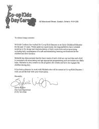 day care recommendation letter samples template day care recommendation letter samples