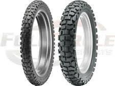 <b>Dunlop D605</b> Combo Dual Sport Tire Set 3.00-21 <b>4.10</b>-<b>18</b> *80/100 ...