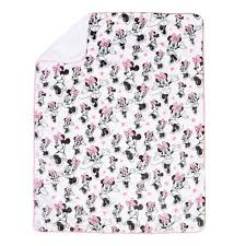 <b>Disney Baby Minnie</b> Mouse Plush Baby Blanket | Walmart Canada