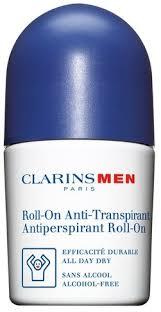 <b>Clarins</b> Men <b>Anti</b>-<b>Transpirant</b> Roll-On <b>Шариковый дезодорант</b> ...