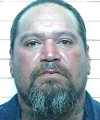LEON WILSON: Tattooed his name on his partner's head before he murdered her. - 5580282