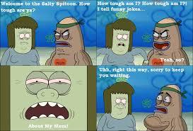 Memes Vault SpongeBob Memes – How Tough Am I Fnaf via Relatably.com