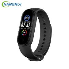 <b>Original M5 Smart</b> Bracelet Bluetooth Sport Fitness Tracker Heart ...
