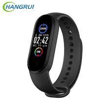<b>Original M5 Smart</b> Bracelet Bluetooth Sport Fitness Tracker Heart ...