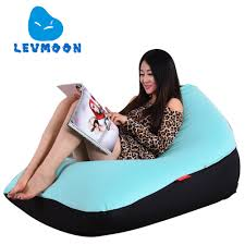 levmoon beanbag sofa lounger bean bags chair living roon sitzac just cover without the filling