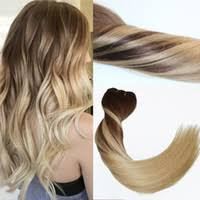 <b>Ombre</b> Clip Remy Hair Extension for Sale