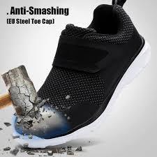 Online Shop <b>MODYF Men's</b> Safety Shoes <b>Steel Toe</b> Construction ...