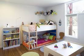 asap bedroom w copyjpg modern gender neutral toddler room idea in other with white walls and amusing cool kid beds design