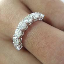 Best value 14k Moissanite Ring – Great deals on 14k Moissanite ...