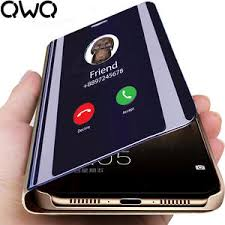 Online Shop for Popular huawei smart mirror <b>flip cover case</b> from ...