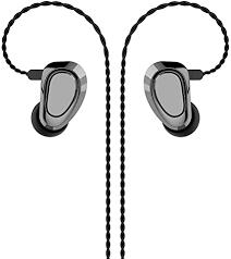 KBEAR KB04 HiFi Earbuds, 1BA 1DD Metal IEMs with ... - Amazon.com