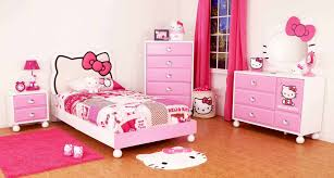 outstanding girls bedroom wall paint ideas design with white pink marvellous hello kitty headboard on the bedroom roomteen girl ideas
