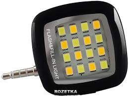 ROZETKA   <b>Вспышка для смартфона</b> OMAX FlashLight black ...