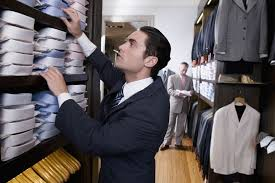 sales associate skills listcustomers shopping in a clothing store