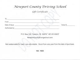 coupons and gift certificates newport county driving school are you looking for a driving school in rhode island