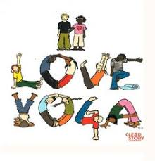 Image result for yoga for kids clipart