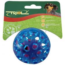 Отзывы о <b>Игрушка для собак Triol</b>