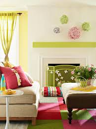 2013 spring living room decorating ideas from bhg bhg living rooms yellow