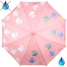 <b>Зонт</b> детский <b>Flioraj</b> 051201 FJ, 67 см, полиэстер, цвет розовый ...