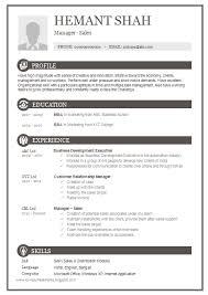 sample of perfect resume  seangarrette cosample of perfect resume sample internship resume