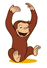 Image result for curious george images