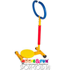 <b>Детский тренажер Moove&Fun</b> Твистер с ручкой SH-11