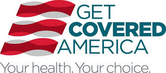 Image result for get covered america logo